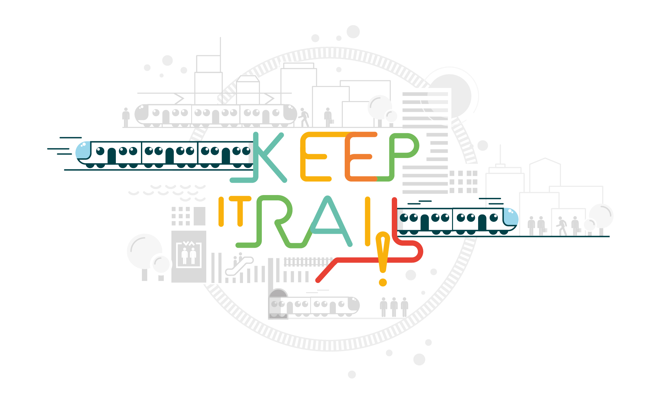 UITP launches Keep it Rail!, a new campaign aiming to promote urban rail for sustainable mobility